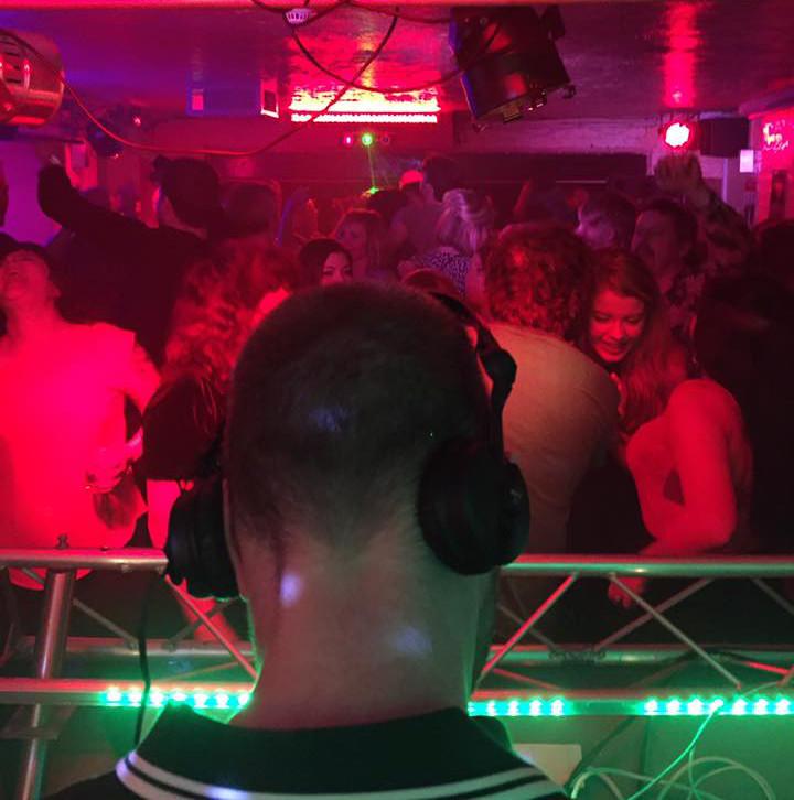 collins303 DJing